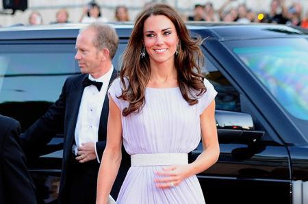 Организаторы премии BAFTA боятся приглашать Кейт Миддлтон на церемонию: опасаются, что она затмит актрис