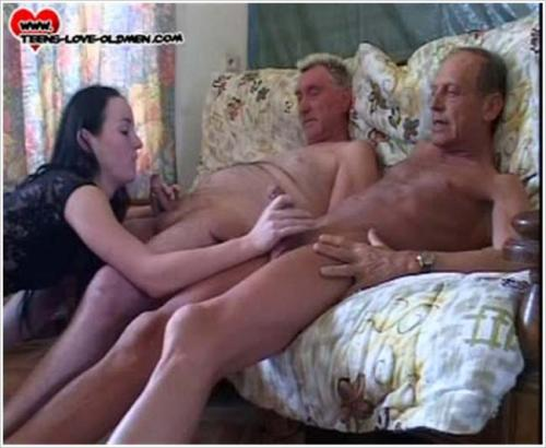 Teens-Love-Oldmen - Roberta 19 years old 19-May-2006 Mature.nl [SD 480p]