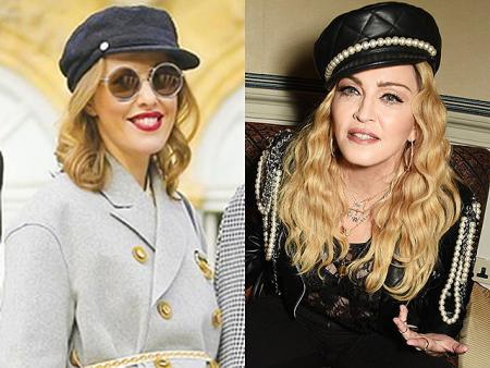 Американские СМИ приняли Ксению Собчак за Мадонну