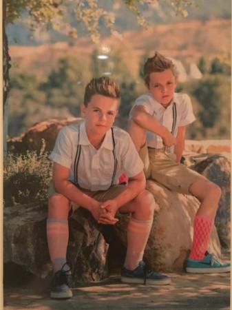 Шон и Джейден