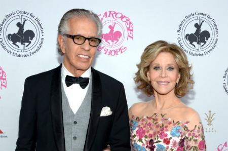 Джейн Фонда и Ричард Перри расстались после восьми лет отношений