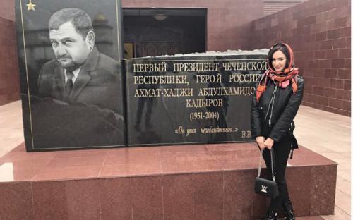Поездка в Чечню подарила Бузовой 8 млн подписчиков