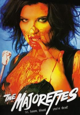 Полицейский-убийца / The Majorettes (1987) BDRip 1080p