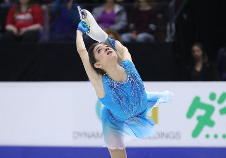 Фигуристка Евгения Медведева завоевала золото чемпионата Европы и установила мировой рекорд: что мы знаем о спортсменке