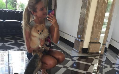 Ольга Бузова познакомила своих поклонников с новым мохнатым домочадцем