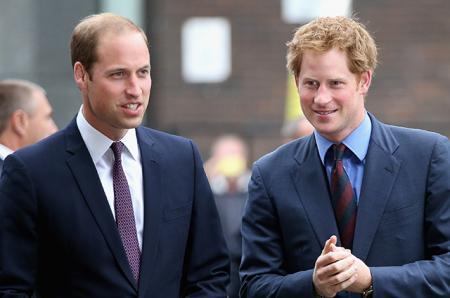 Принцы Уильям и Гарри установят памятник своей матери принцессе Диане