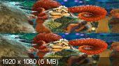Без черных полос (На весь экран) Волки и овцы: бе-е-е-зумное превращение 3D  Вертикальная анаморфная стереопара