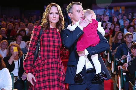 У Игоря Петренко и Кристины Бродской родился второй общий ребенок