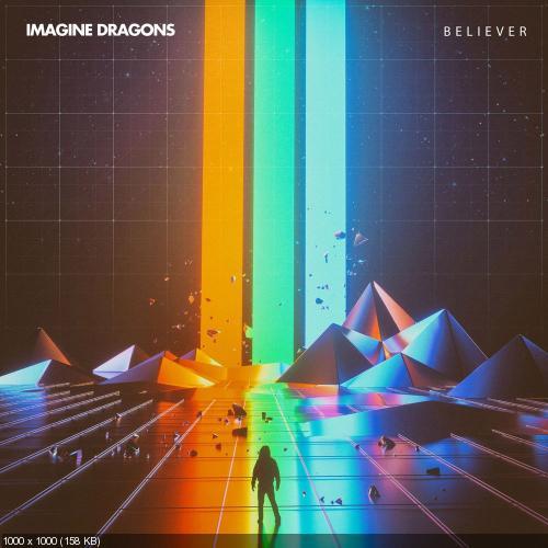 Imagine Dragons - Believer (Single) (2017)