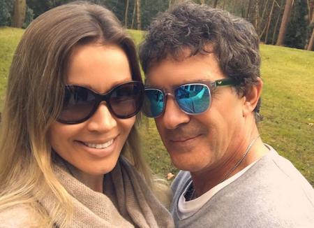 Антонио Бандерас вышел на связь после экстренной госпитализации