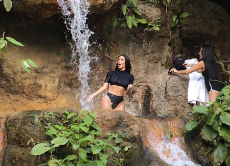 Кардашьян водопад
