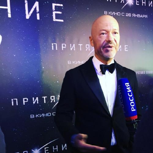 Федор Бондарчук заговорил о неожиданном счатье