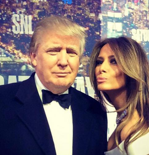 Меланию Трамп тяготит статус первой леди