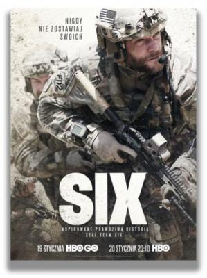 Шесть / Шестой отряд / Six [Сезон: 1] (2017) WEB-DL 720p | Newstudio