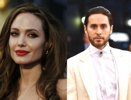 СМИ: У Анджелины Джоли тайный роман с Джаредом Лето