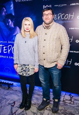 Анна Цуканова-Котт и Александр Котт