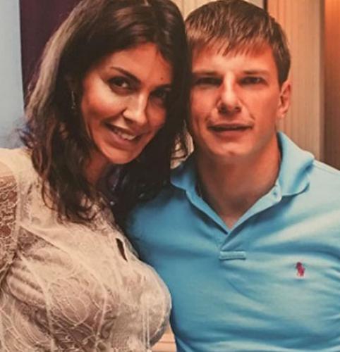 Жена Андрея Аршавина: «Родила девочку сегодня»