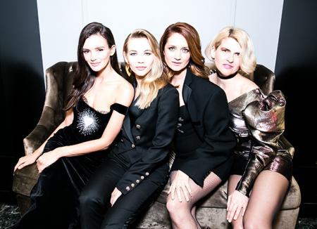 Паулина Андреева, Виктория Исакова и другие на романтическом девичнике Maison Bohemique