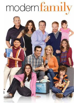 Американская семейка / Modern Family [Сезон: 8, Серии: 1-13] (2016) WEB-DL 1080p | LostFilm