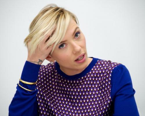 Скарлетт Йоханссон назвала моногамию неестественным процессом