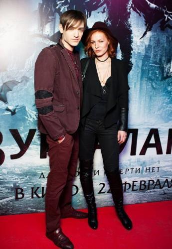 Александр Шапс и Мерелин Керро впервые вышли на публику вместе