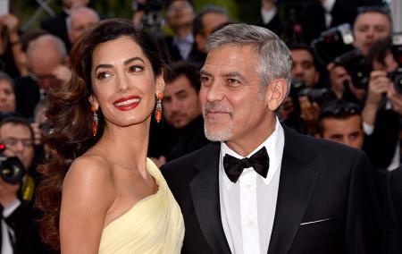 Амаль Клуни беременна