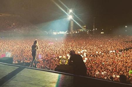 Новый рекорд Селены Гомес в Instagram: певица поблагодарила 110 миллионов фолловеров