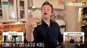 "26 Джейми. Джейми Оливер - как приготовить коктейль ""Мохито"""