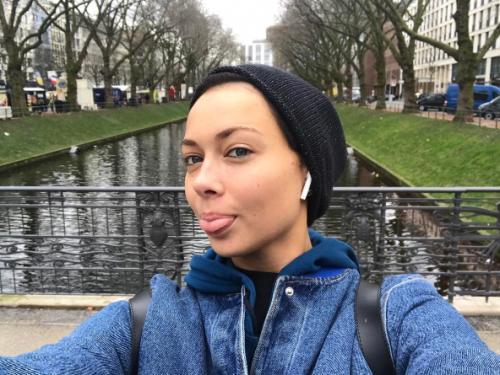 Певица Настасья Самбурская получила удар по лицу от соседки