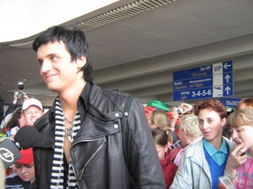 Дмитрий Колдун переживает за участников Евровидения