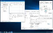 Windows 10 Pro 15046.0 rs2 BOX by Lopatkin (x86-x64) (2017) [Rus]