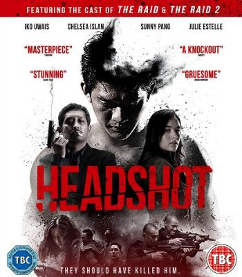 Рейд: Пуля в голове / Headshot (2016)  Blu-Ray Remux 1080p