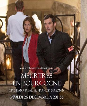 Убийство в Бургундии / Meurtres en Bourgogne (2015) HDTVRip