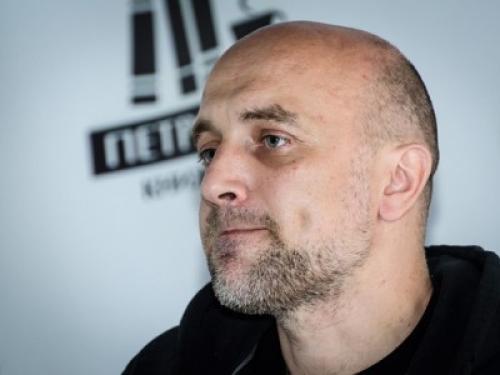 Захар Прилепин снялся в фильме новосибирского режиссёра «Гайлер»