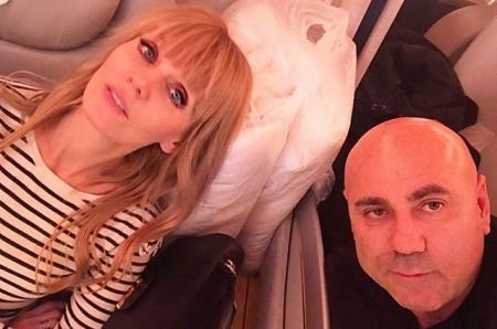 Валерия и Иосиф Пригожин отмечают Восьмое марта в Дубае
