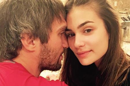 СМИ: Александр Овечкин и Анастасия Шубская ждут первенца