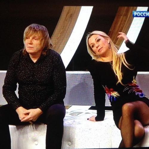 Ирина Салтыкова травмирована «подставой» экс-супруга