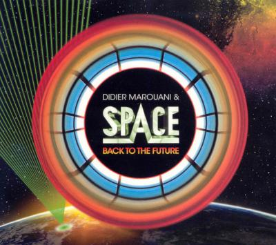 Didier Marouani & Space - Back to the Future (2009) | FLAC.Lossless