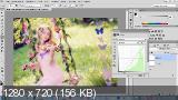 Наложение розового эффекта - Light Pink Color Effects (2017)