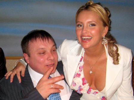 Свадьбу с Сашиной мамой Андрей Разин играл в тайне