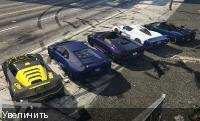 Grand Theft Auto V - Need For Speed Car Pack (2017/RUS/Mod)