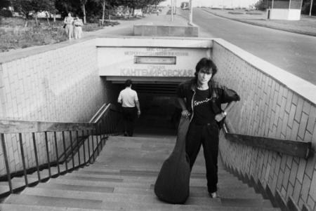 Редкие фото советских рок-музыкантов в молодости