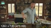 "Джейми Оливер - коктейль ""Мартини Рояль""  / Jamie Oliver's Food Tube  (2014) HDTVRip"