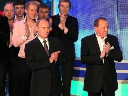 Ветеранов КВН предложили автоматически принимать в «Единую Россию»