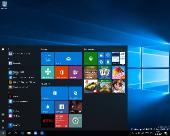 Windows 10 Redstone 2 RTM-Escrow Build 10.0.15063 (x86-x64) (2017) RUS