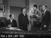 Совершенно некстати / Comme un cheveu sur la soupe (1957)