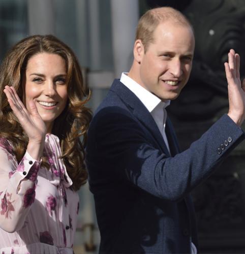 Кейт Миддлтон шокирована поведением супруга