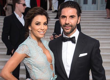 Ева Лонгория была растрогана до слез сюрпризом мужа Хосе Бастона в ее день рождения