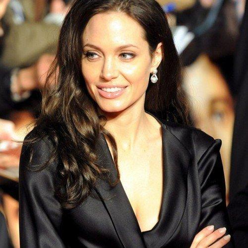 Анджелина Джоли похорошела и поправилась для нового возлюбленного