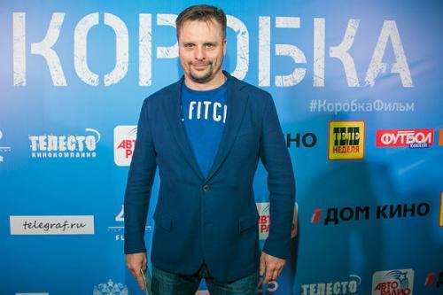 Актер Александр Носик ушел от жены к новой возлюбленной